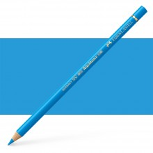 Faber Castell : Polychromos Pencil : Mid Phthalo Blue
