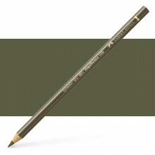 Faber Castell : Polychromos Pencil : Olive Green Yellowish