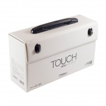 ShinHan : Empty Touch Twin 60 Brush Marker Pen Case [A] (Excludes Marker Pens)
