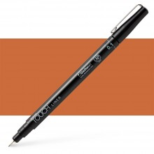 ShinHan : Touch Liner : 0.1mm : Brown