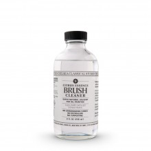 Chelsea Classical Studio : Citrus Essence Brush Cleaner : 8oz (236ml) : Ship By Road Only