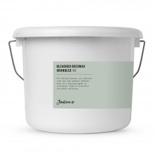 Jackson's : Bleached Beeswax Granules : 1000g