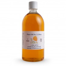 Zest-It : Printmakers Plate Oil 2 (Thin) : 1000ml