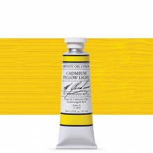M. Graham : Artists' Oil Paint : 37ml : Cadmium Yellow Light