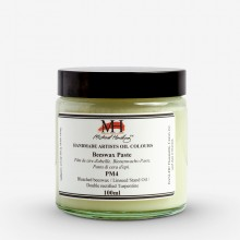 Michael Harding : Beeswax Paste : 100ml : Ship By Road Only