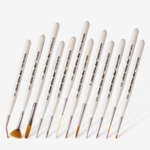 Silver Brush : Ultra Mini