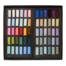 Terry Ludwig : Soft Pastel Set : 60 Landscape Richard McKinley
