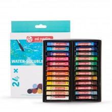 Royal Talens : Art Creation : Watersoluble Oil Pastel : Set of 24