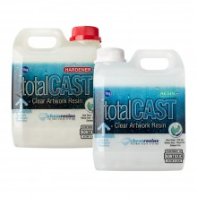 TotalCast : Clear Artwork Resin Kit : 2kg