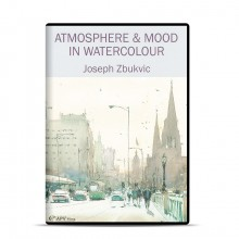 APV : DVD : Atmosphere & Mood In Watercolour : Joseph Zbukvic