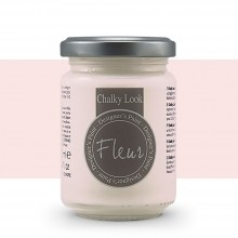 Fleur : Designer's Paint : Chalky Look : 130ml : F19 Pink Rococo