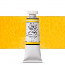 M. Graham : Artists' Watercolour Paint : 15ml : Cadmium Yellow