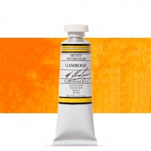 M. Graham : Artists' Watercolour Paint : 15ml : Gamboge