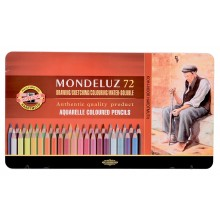 Koh-I-Noor : Mondeluz Aquarell Coloured Pencils