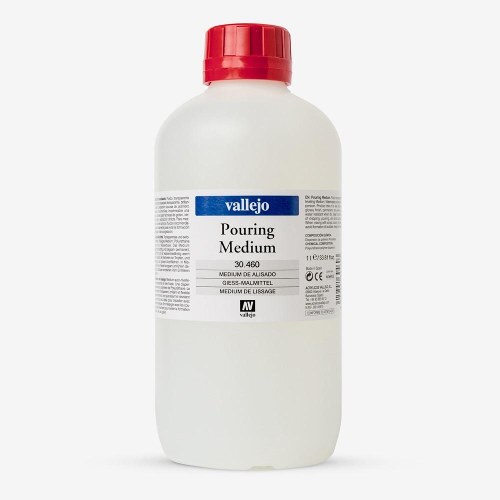 Vallejo : Pouring Medium : 1000ml