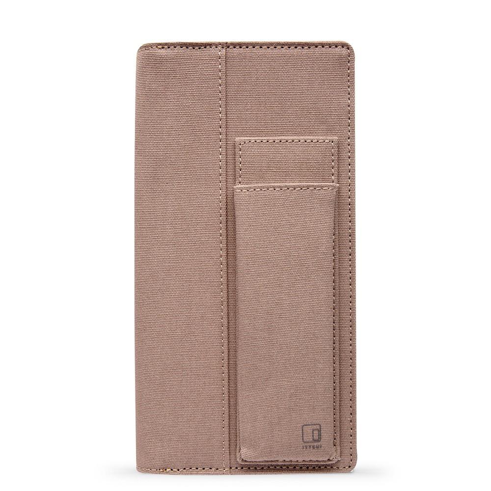 King Jim : Ittsui : Full Open Style Pen Case : Grey
