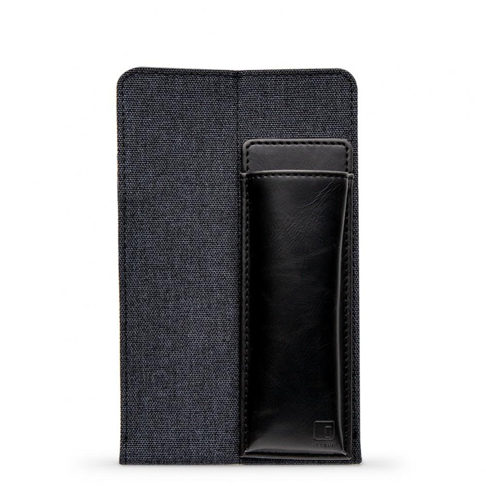 King Jim : Ittsui : Top-In Style Pen Case : Black