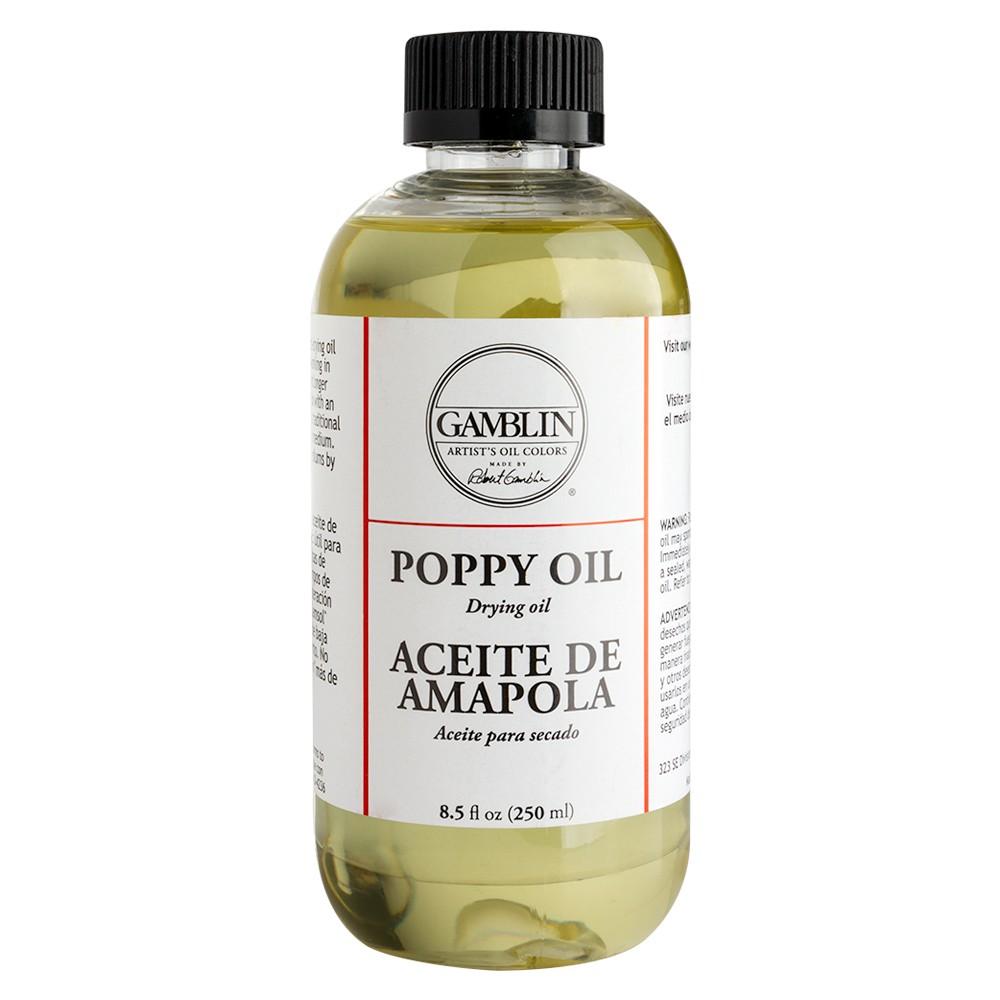 Gamblin : Poppy Oil : 250ml
