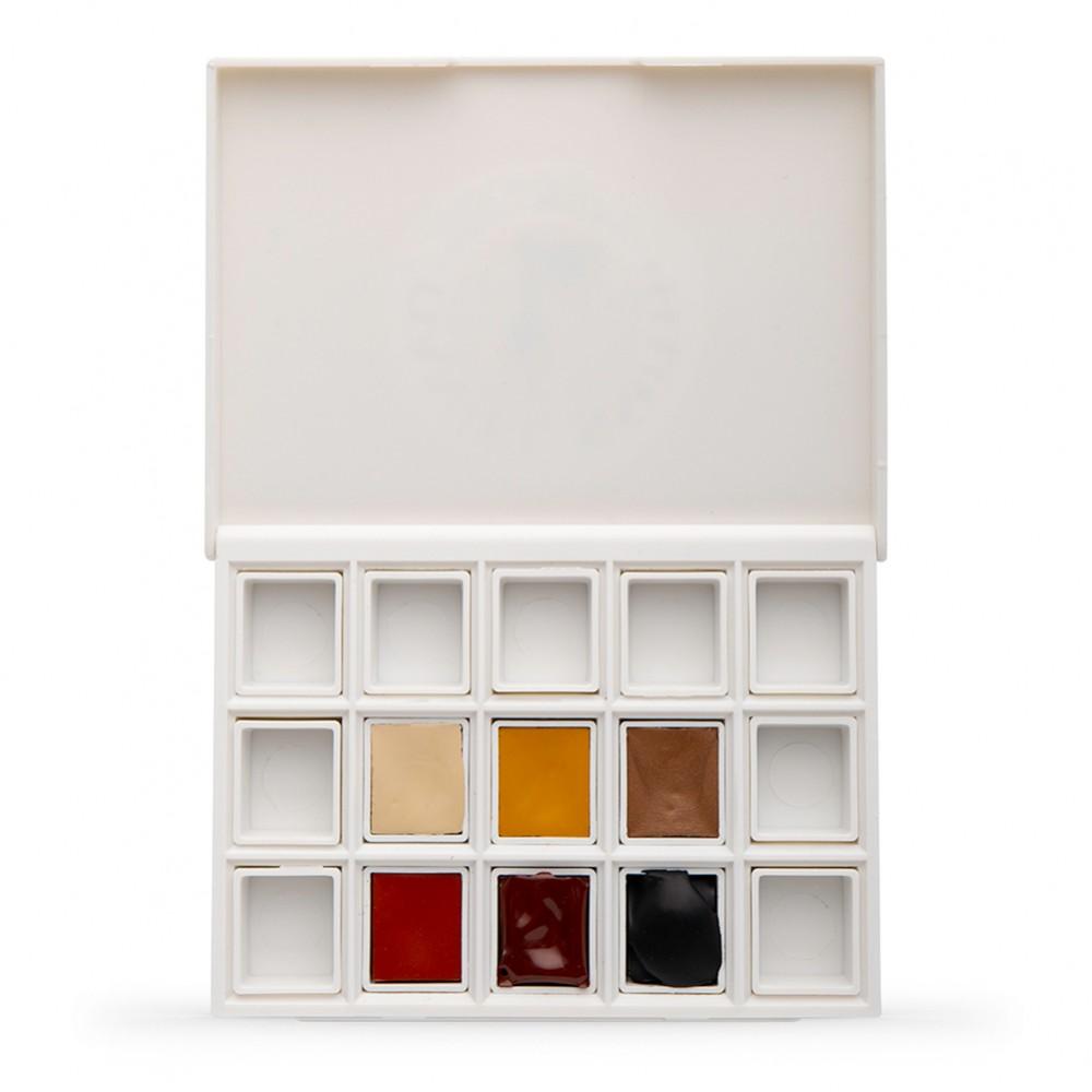 Daniel Smith : Watercolour Paint : Half Pan : Desert to Mountain Set of 6