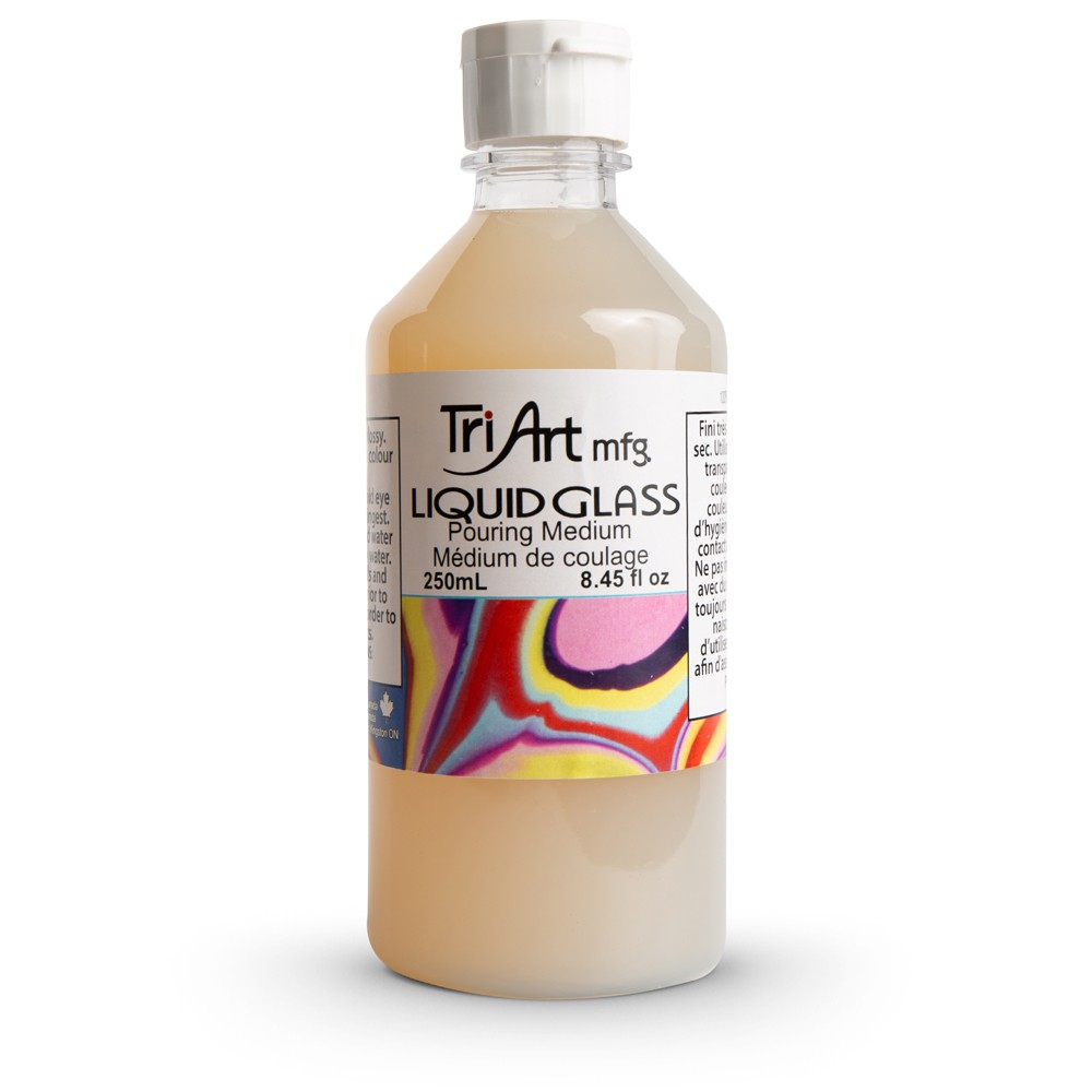 Tri-Art : Liquid Glass : Pouring Medium : 250ml