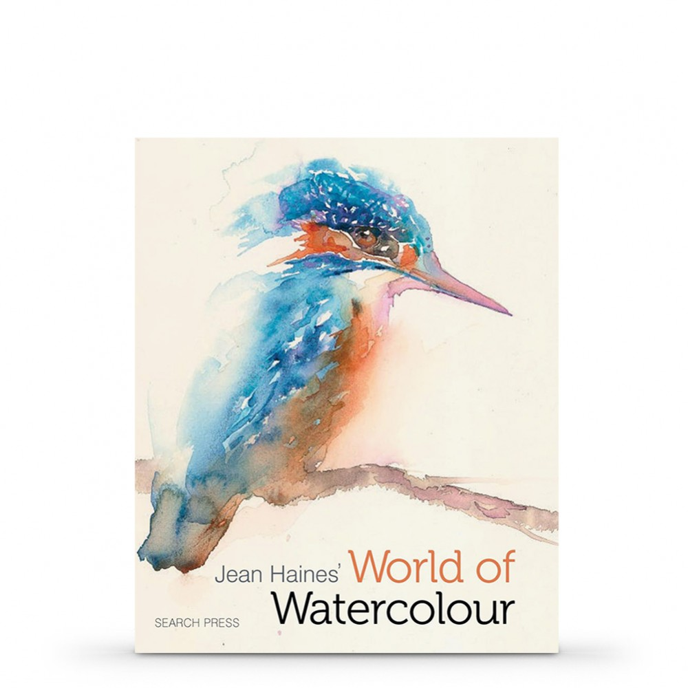 Jean Haines' World of Watercolour : Book by Jean Haines