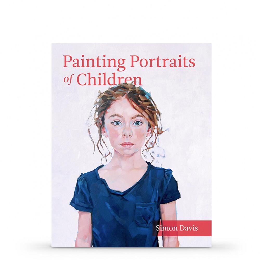 Painting Portraits of Children : Book by Simon Davis