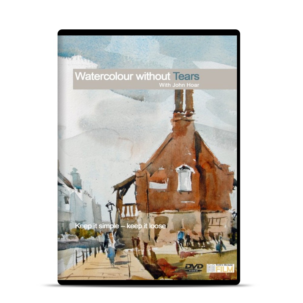 Townhouse : DVD : Watercolour without Tears : John Hoar