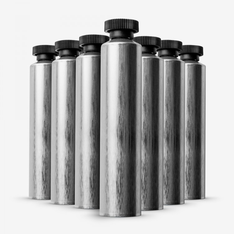 Jackson's : Empty Aluminium Paint Tube : 14ml : Pack of 10