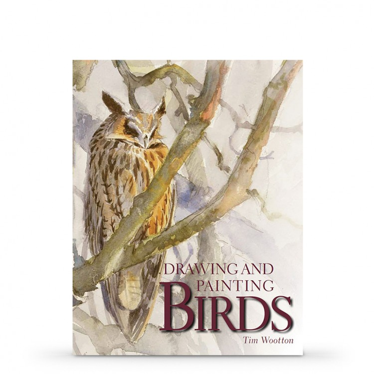 Drawing and Painting Birds : Book by Tim Wootton
