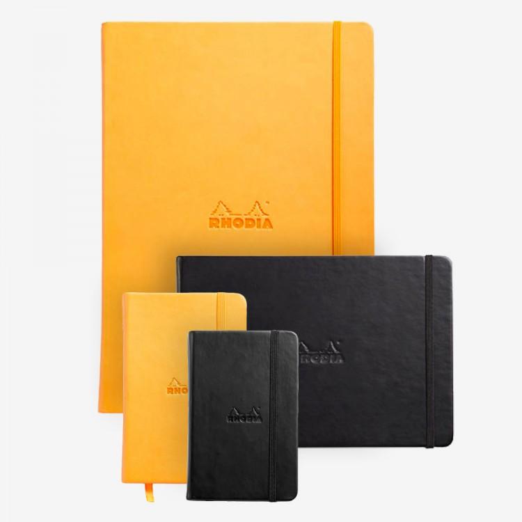 Rhodia : Webnotebook Unlined Ivory Pads