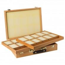 Jackson's : 2 Tray Pastel Box 36x26x8.5cm