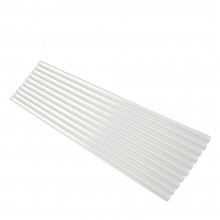 Jackson's : Transparent Plastic Brush Head Protector : 6.3x250mm : Pack of 10