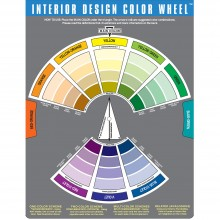 Color Wheel Company : Interior Design Color Wheel