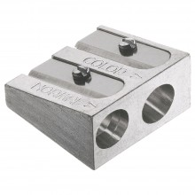 Faber Castell : Double Hole Metal Sharpener
