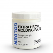 Golden : Extra Heavy Gel/Molding Paste 236ml