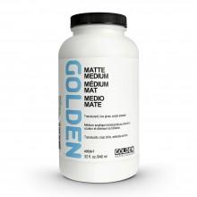 Golden : Matte Medium : 946ml