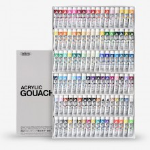 Holbein : Acryla Gouache : 20ml : Set of 102