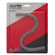 Jakarflex : Flexible Curve : 300mm : Grey