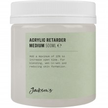 Jackson's : Acrylic Retarder Medium : 500ml