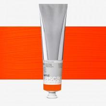 Lascaux : Artist Acrylic Paint : 200ml : Pyrrole Orange