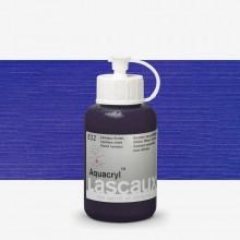 Lascaux : Aquacryl : Artists' Watercolour Paint : 85ml : Lascaux Violet