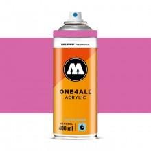 Molotow : One4All : Acrylic Spray Paint : 400ml : Fuchsia Pink