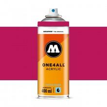 Molotow : One4All : Acrylic Spray Paint : 400ml : Magenta