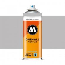 Molotow : One4All : Acrylic Spray Paint : 400ml : Grey Blue Light