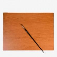 New Wave : Posh : Table Top Palette : Wood : 30x40cm
