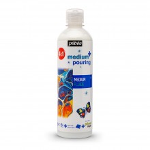 Pebeo : Studio Acrylics : Pouring Medium : 500ml