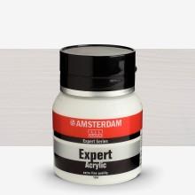Royal Talens : Amsterdam Expert : Acrylic Paint : 400ml : S1 : Zinc White
