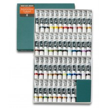 Turner : Acrylic Gouache Paint : Set of 45x20ml : Japanesque Colours