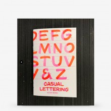 Book : Casual Lettering