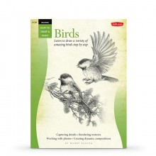 Drawing Birds: Learn to Draw a Variety of Amazing Birds Step-by-Step : Book by Maury Aaseng